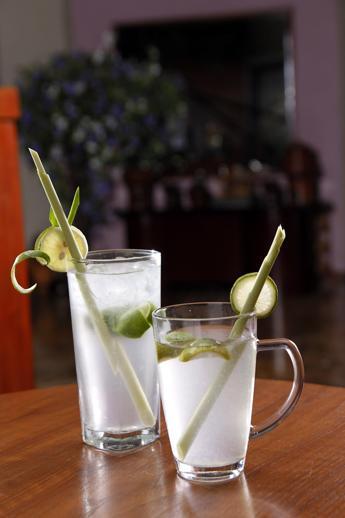 From Mojito to Herbs Drink